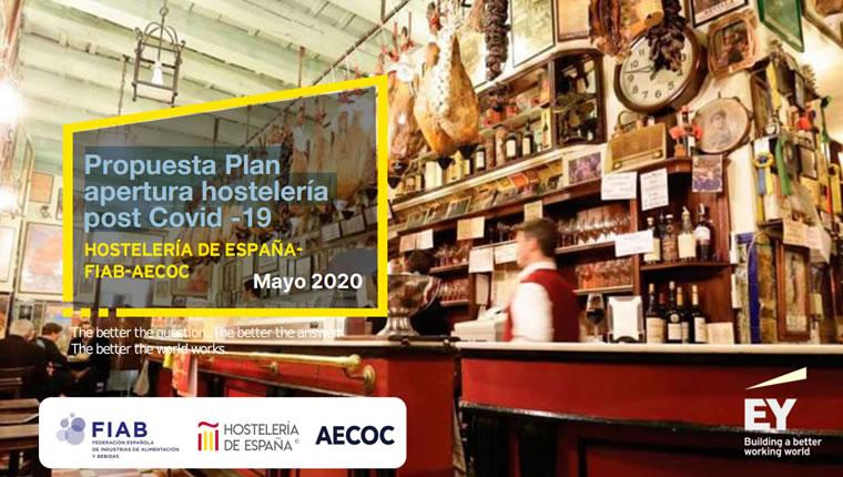 Propuesta Plan apertura hostelería post Covid -19