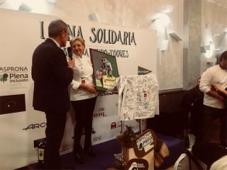 Cena solidaria ET&ASPRONA