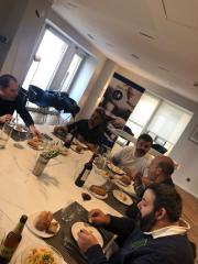 Reunión de socios Guipuzcoa