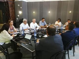 Reunión Junta Directiva Saborea España