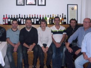 Asistentes a la reunión de Cantabria
