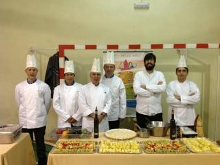 Cocineros del Día del Gusto